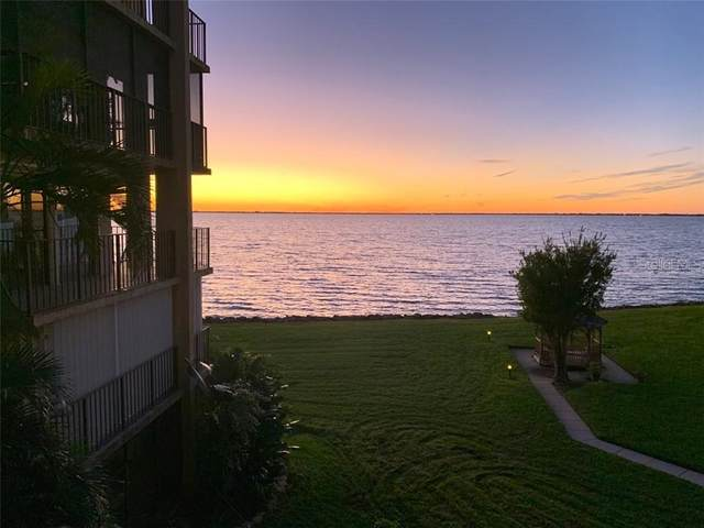 201 International Drive #633, Cape Canaveral, FL 32920 (MLS #O5860463) :: Heart & Home Group