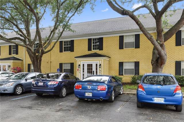 184 Lewfield Circle #184, Winter Park, FL 32792 (MLS #O5860526) :: Cartwright Realty