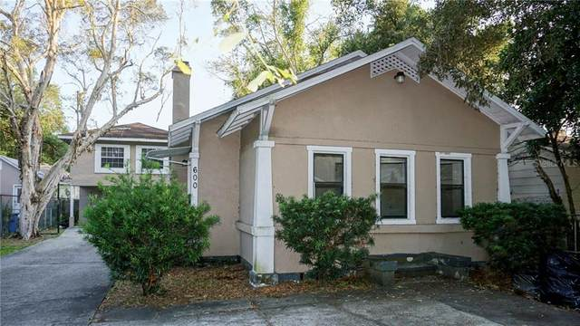 600 13TH AVE S, St Petersburg, FL 33701 (MLS #O5860888) :: Lockhart & Walseth Team, Realtors