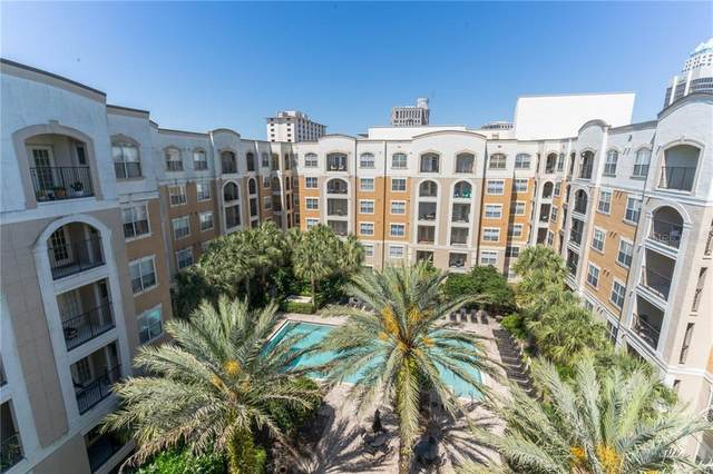 204 E South Street #6055, Orlando, FL 32801 (MLS #O5861203) :: Your Florida House Team