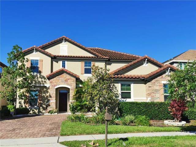 8917 Blue Mesa Drive, Windermere, FL 34786 (MLS #O5861459) :: GO Realty