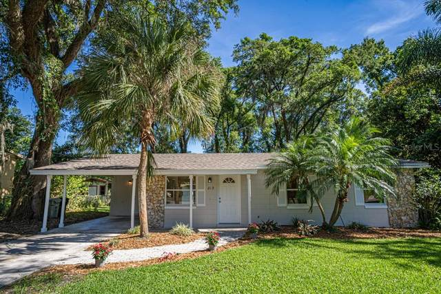 819 E Orange Street, Apopka, FL 32703 (MLS #O5861963) :: Team Borham at Keller Williams Realty