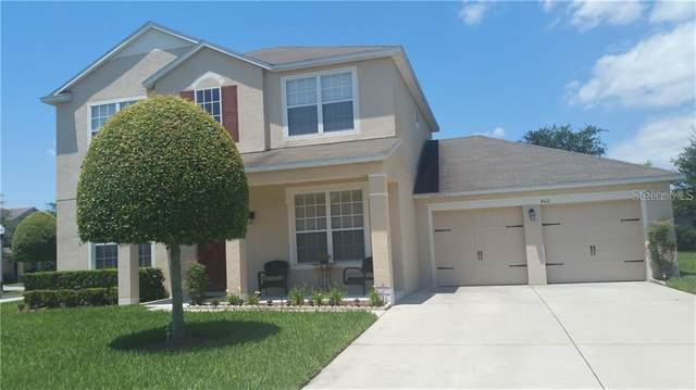 462 Shirley Drive, Apopka, FL 32712 (MLS #O5862007) :: Florida Real Estate Sellers at Keller Williams Realty