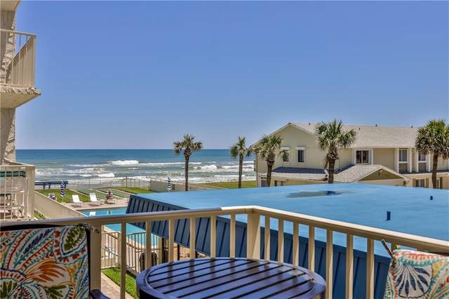 4201 S Atlantic Avenue #204, New Smyrna Beach, FL 32169 (MLS #O5862143) :: Florida Life Real Estate Group