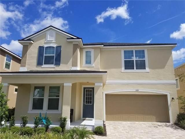 1525 Nassau Point Trail, Kissimmee, FL 34747 (MLS #O5862398) :: Premium Properties Real Estate Services