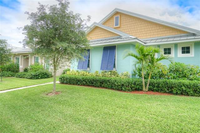 11 Cottage Court, Cocoa Beach, FL 32931 (MLS #O5862924) :: Godwin Realty Group