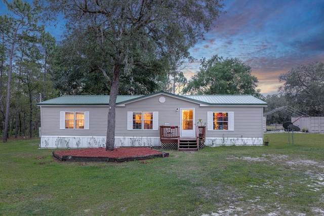 8002 E Rodglyn Lane, Floral City, FL 34436 (MLS #O5863070) :: Cartwright Realty