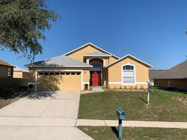 4411 Hazleton Court, Orlando, FL 32818 (MLS #O5863142) :: The Paxton Group