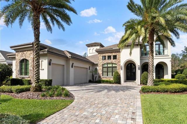6122 Keenes Pointe Drive, Windermere, FL 34786 (MLS #O5863151) :: Griffin Group