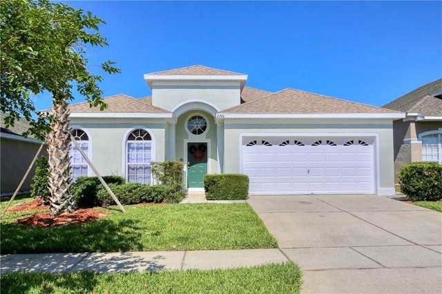 2246 Wyndham Palms Way, Kissimmee, FL 34747 (MLS #O5863215) :: The Duncan Duo Team