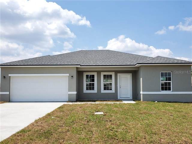 135 Tench Drive, Poinciana, FL 34759 (MLS #O5863428) :: Team Bohannon Keller Williams, Tampa Properties