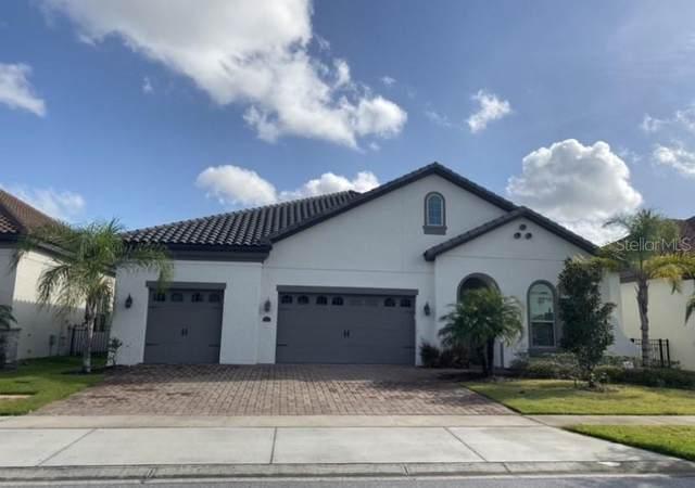 10419 Warrick Street, Orlando, FL 32836 (MLS #O5863505) :: Delta Realty Int