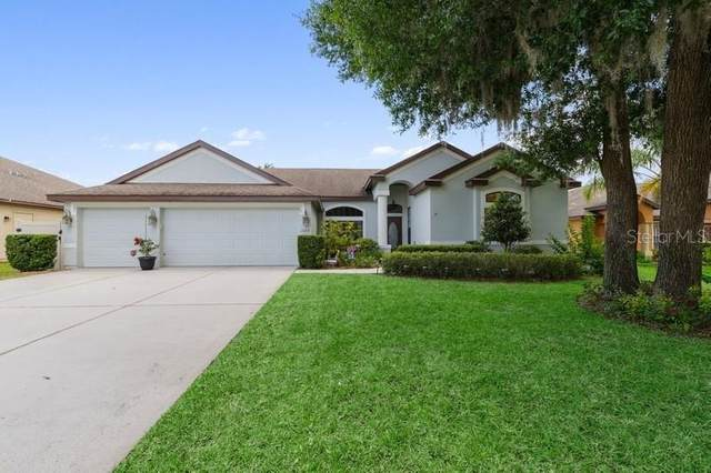 1122 Ivey Lake Drive, Orange City, FL 32763 (MLS #O5863548) :: Griffin Group