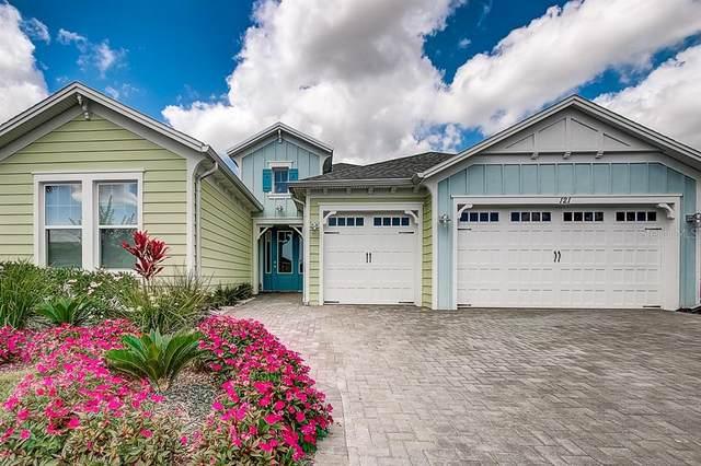 121 Island Breeze Avenue, Daytona Beach, FL 32124 (MLS #O5863588) :: Florida Life Real Estate Group