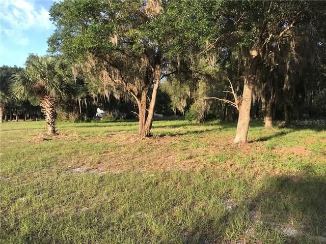 Treasure Island Road, Leesburg, FL 34788 (MLS #O5863780) :: The Light Team