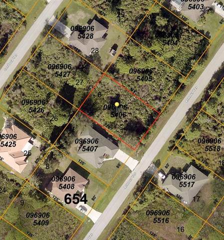 0000 Armour Terrace, North Port, FL 34291 (MLS #O5863825) :: The Duncan Duo Team