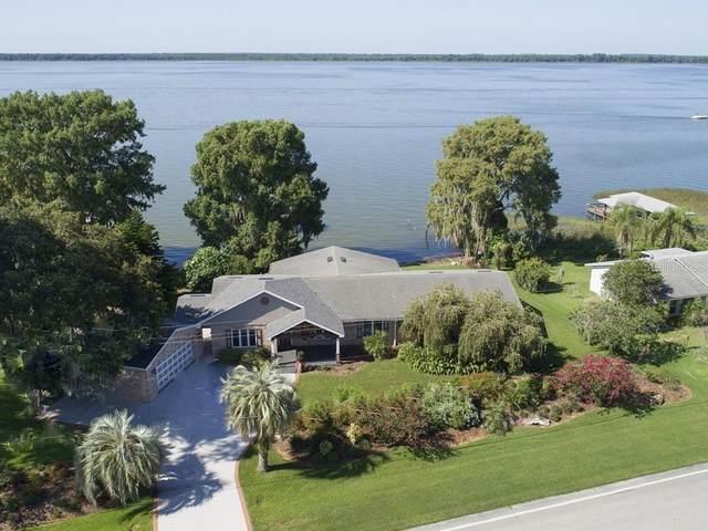 33845 Lakeshore Drive, Tavares, FL 32778 (MLS #O5863974) :: Rabell Realty Group