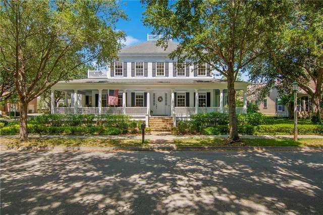 509 Longmeadow Street, Celebration, FL 34747 (MLS #O5864069) :: Team Bohannon Keller Williams, Tampa Properties