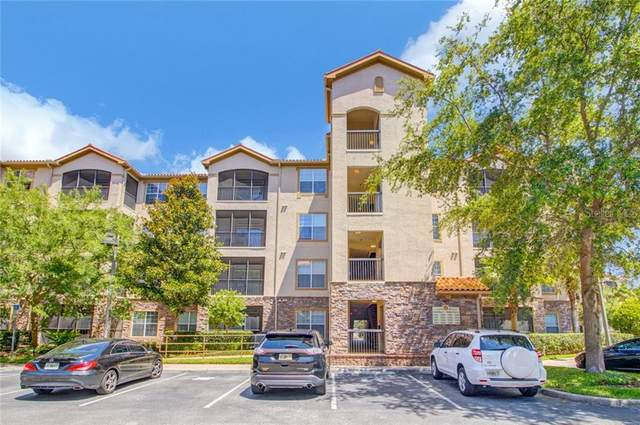 8020 Tuscany Way #2404, Davenport, FL 33896 (MLS #O5864082) :: The Light Team