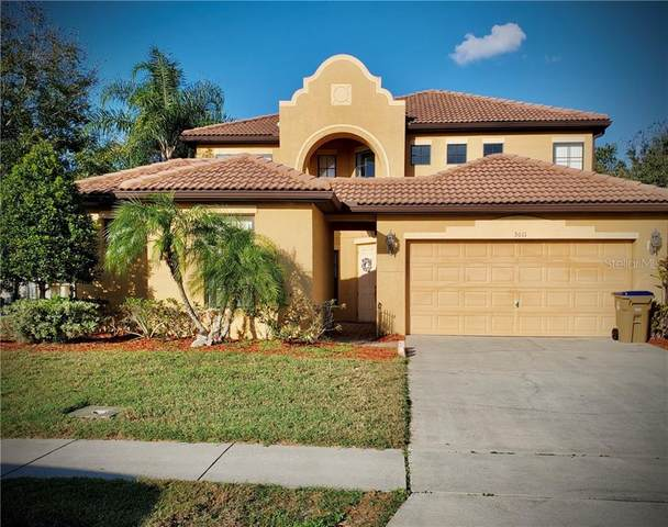 3011 Siesta View Drive, Kissimmee, FL 34744 (MLS #O5864297) :: The Duncan Duo Team
