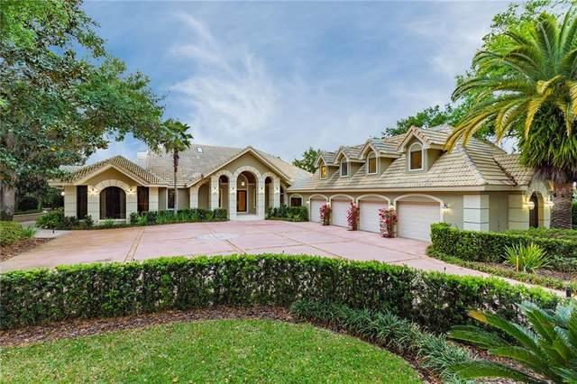 5524 Worsham Court, Windermere, FL 34786 (MLS #O5864522) :: Florida Real Estate Sellers at Keller Williams Realty