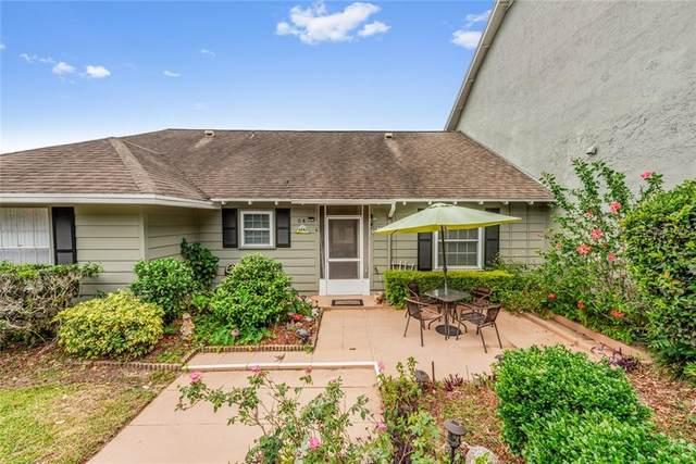 1347 Villa Lane #54, Apopka, FL 32712 (MLS #O5864941) :: Florida Real Estate Sellers at Keller Williams Realty