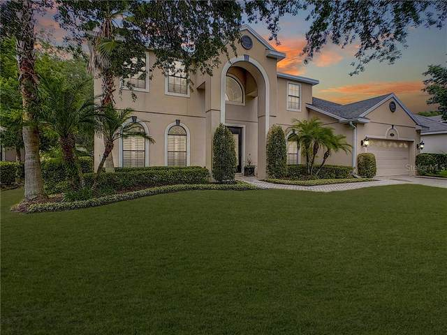 874 Arbormoor Place, Lake Mary, FL 32746 (MLS #O5865042) :: Gate Arty & the Group - Keller Williams Realty Smart