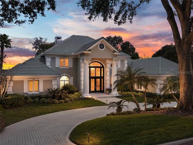 6462 Deacon Circle, Windermere, FL 34786 (MLS #O5865154) :: Florida Real Estate Sellers at Keller Williams Realty