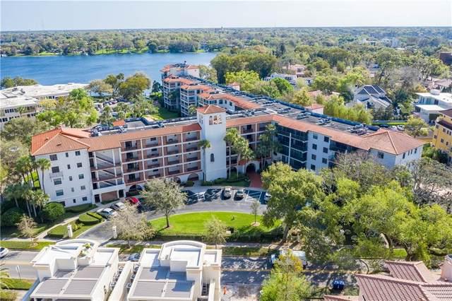 100 S Interlachen Avenue 107F, Winter Park, FL 32789 (MLS #O5865197) :: Baird Realty Group