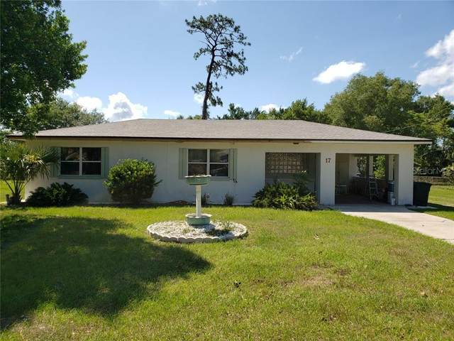 17 S Shell Road, Debary, FL 32713 (MLS #O5865222) :: Griffin Group