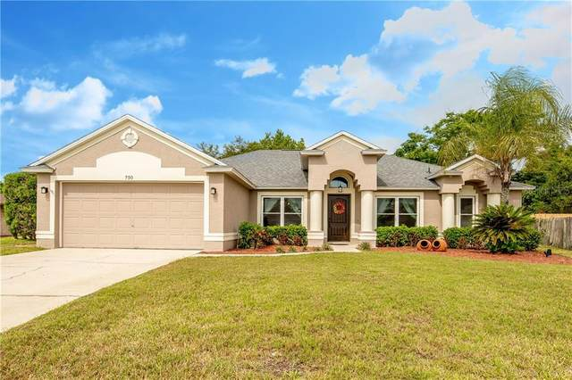 750 Willow Crest Street, Orange City, FL 32763 (MLS #O5865367) :: Griffin Group