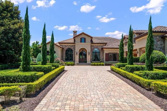 6130 Grosvenor Shore Drive, Windermere, FL 34786 (MLS #O5865386) :: Florida Real Estate Sellers at Keller Williams Realty