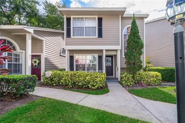 953 Tillery Way #103, Orlando, FL 32828 (MLS #O5865494) :: Premier Home Experts
