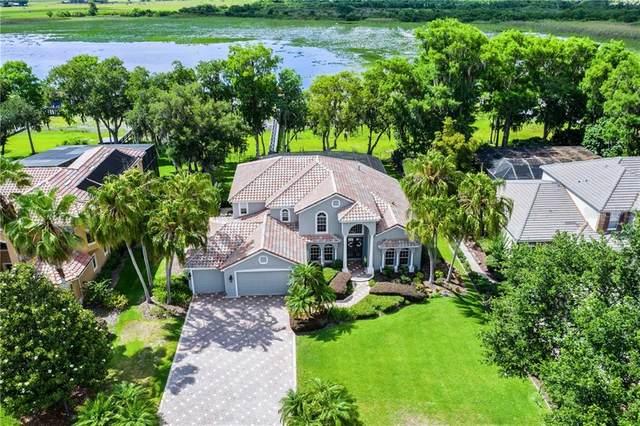 1660 Marina Lake Drive, Kissimmee, FL 34744 (MLS #O5865590) :: The Duncan Duo Team