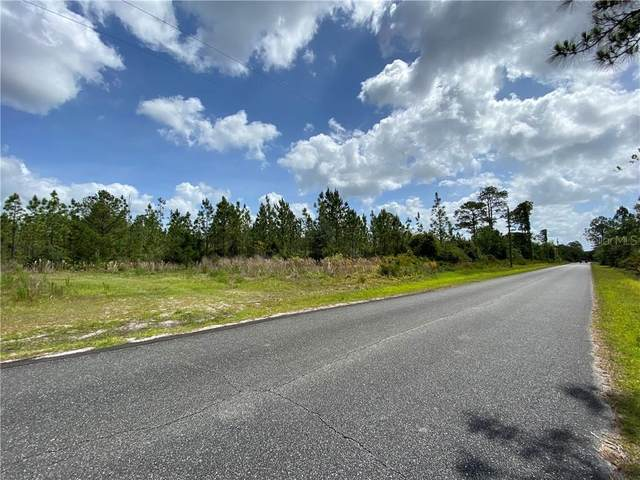 Dexter Road, Astor, FL 32102 (MLS #O5865599) :: Rabell Realty Group