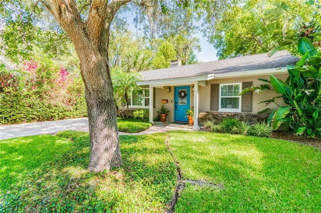1011 Lake Highland Drive, Orlando, FL 32803 (MLS #O5865775) :: Gate Arty & the Group - Keller Williams Realty Smart