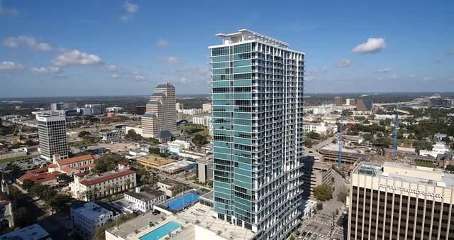150 E Robinson Street #1908, Orlando, FL 32801 (MLS #O5865796) :: Gate Arty & the Group - Keller Williams Realty Smart