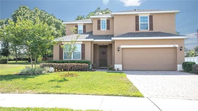 1465 Osprey Ridge Drive, Eustis, FL 32736 (MLS #O5865843) :: Gate Arty & the Group - Keller Williams Realty Smart