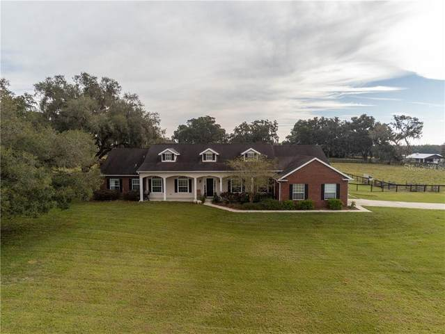 13025 NW Gainesville Road, Reddick, FL 32686 (MLS #O5865918) :: Burwell Real Estate