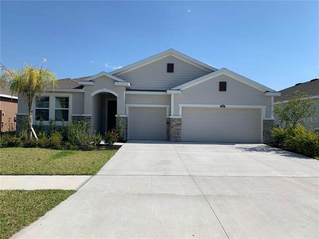 1073 Montgomery Bell Road, Wesley Chapel, FL 33543 (MLS #O5865995) :: Team Bohannon Keller Williams, Tampa Properties