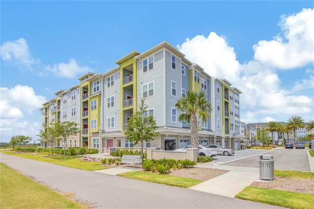7573 Laureate Boulevard #1408, Orlando, FL 32827 (MLS #O5866028) :: Armel Real Estate