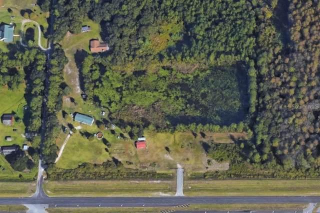 123 N Cucumber Lane, New Smyrna Beach, FL 32168 (MLS #O5866112) :: Florida Life Real Estate Group