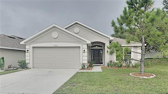 2200 Motley Way, Tavares, FL 32778 (MLS #O5866168) :: Rabell Realty Group