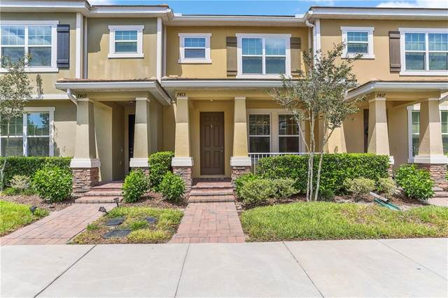 7413 Leighside Dr, Windermere, FL 34786 (MLS #O5866202) :: Florida Real Estate Sellers at Keller Williams Realty