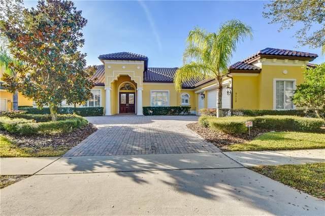 9118 Panzani Place, Windermere, FL 34786 (MLS #O5866228) :: Florida Real Estate Sellers at Keller Williams Realty