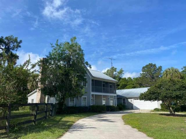 20250 NW 71ST Court, Micanopy, FL 32667 (MLS #O5866297) :: Rabell Realty Group