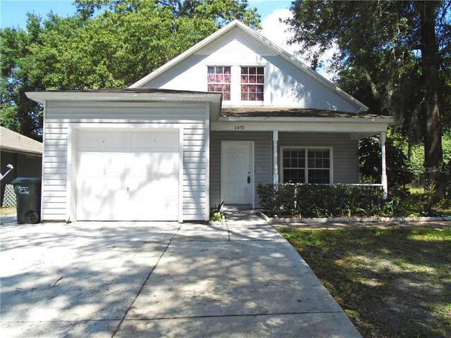 1451 Montrose Avenue, Lakeland, FL 33805 (MLS #O5866307) :: The Duncan Duo Team