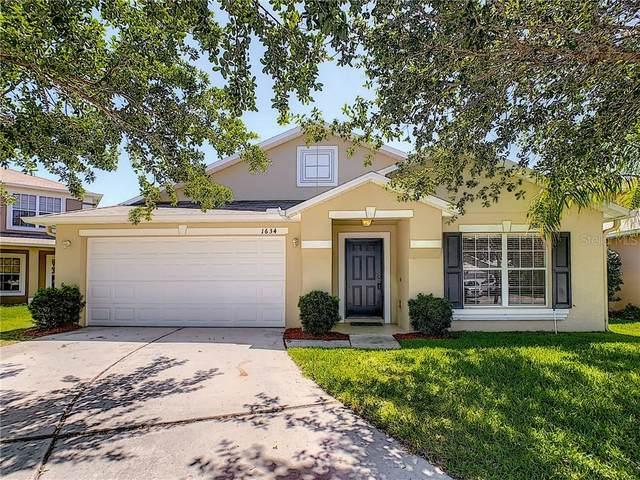 1634 Algonkin Loop, Orlando, FL 32828 (MLS #O5866387) :: Premier Home Experts