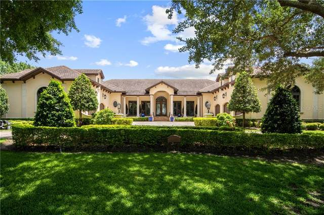 5305 Isleworth Country Club Drive, Windermere, FL 34786 (MLS #O5866407) :: Cartwright Realty