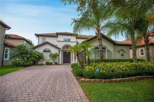 11352 Rapallo Lane, Windermere, FL 34786 (MLS #O5866496) :: Premium Properties Real Estate Services